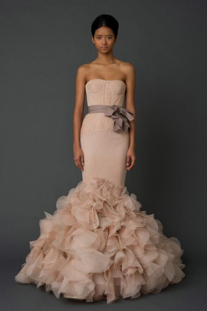 Studiowed Asheville Asheville Pink Wedding Dress 682x10241