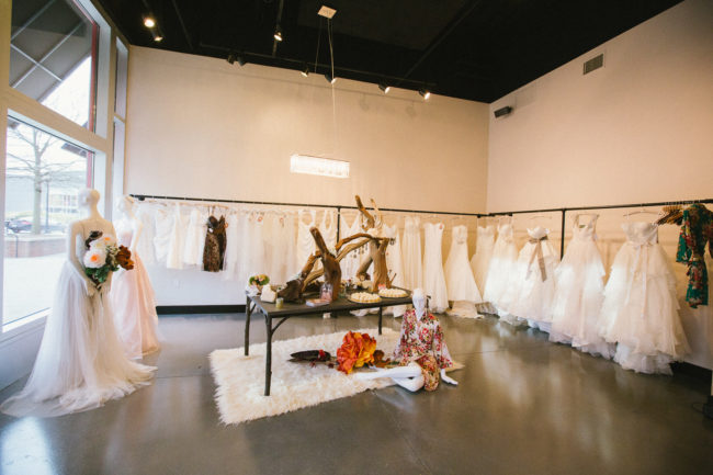 Wedding Dress Stores in Asheville