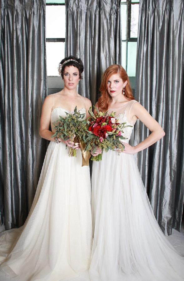 Asheville Wedding Dresses