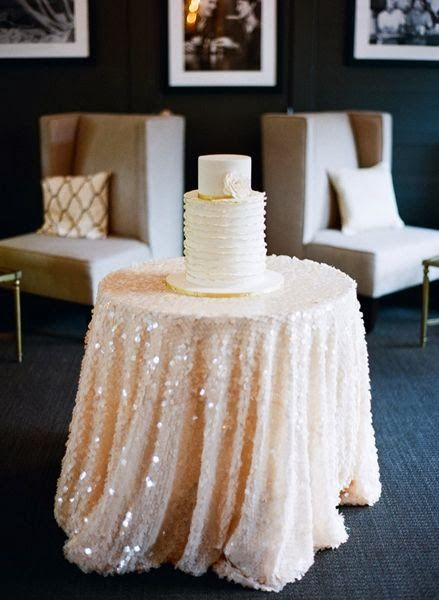 asheville-sequin wedding-linen