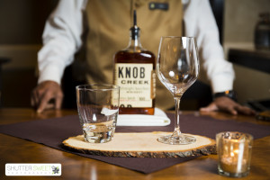 Knob Creek cocktails