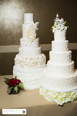 Cakes from Perfect Wedding Cake