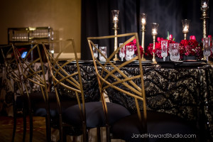 Chairs by Classic Party Rentals