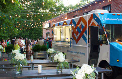 Freckled & Blue Food Truck