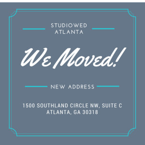 StudioWed Moving Notice