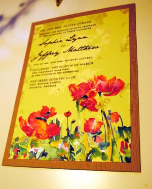 hi note watercolor floral suite2
