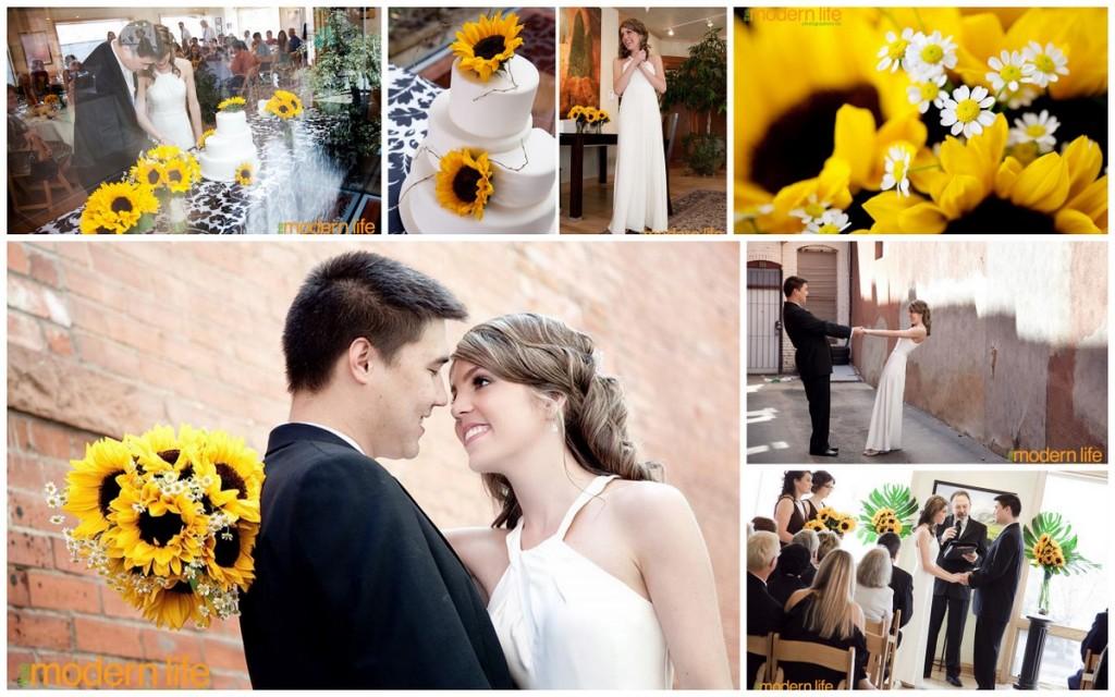 Real Weddings Zola: StudioWed Denver