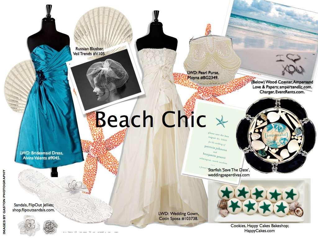 StudioWed Denver   Beach Chic Wedding Style   Little White Dress ...