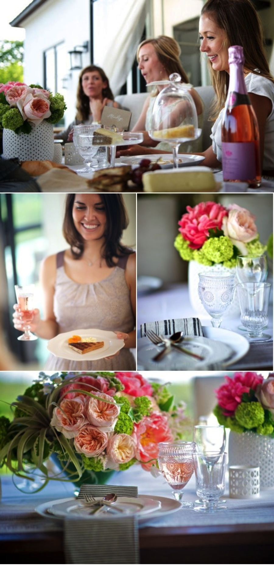 Bridal Shower inspiration from StudioWed's Pinterest.