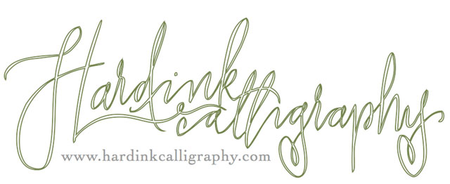Hard_Ink_Calligraphy_Nashville_weddings