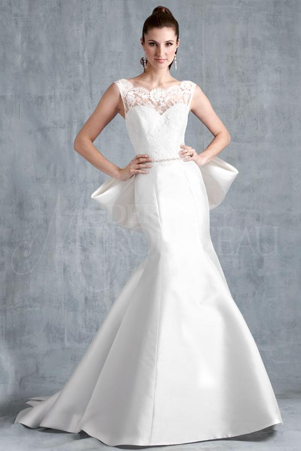 BRYTON bridal gown by Modern Trousseau