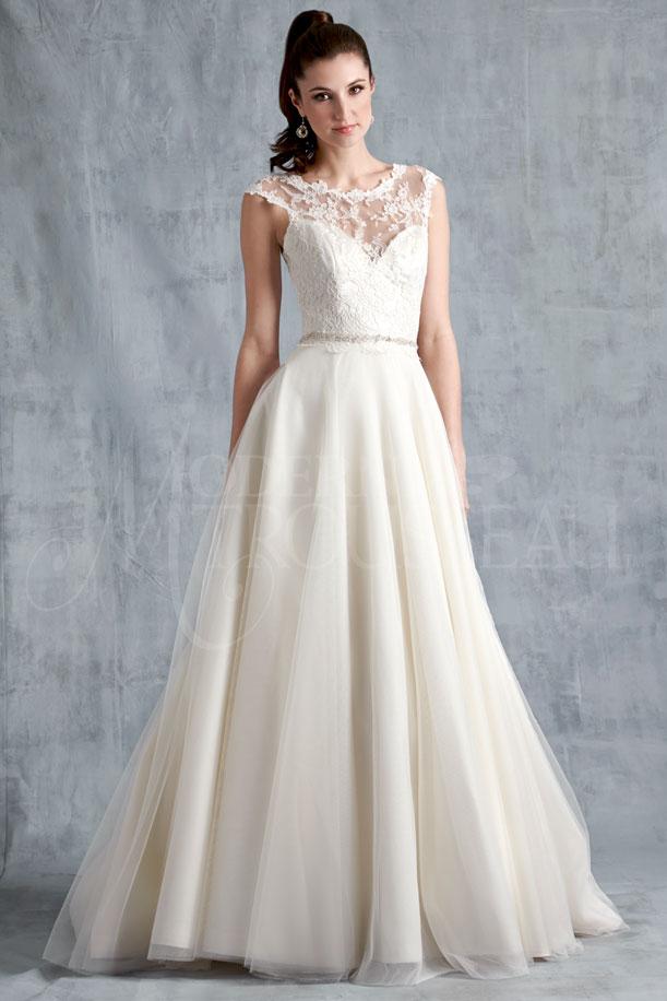 MILA bridal gown by Modern Trousseau