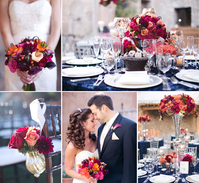 Phoenix-Bride-and-Groom_Arizona-wedding-magazine_wedding-color_Marsala_Melissa-Jill-Photography_-Artistic-Surroundings